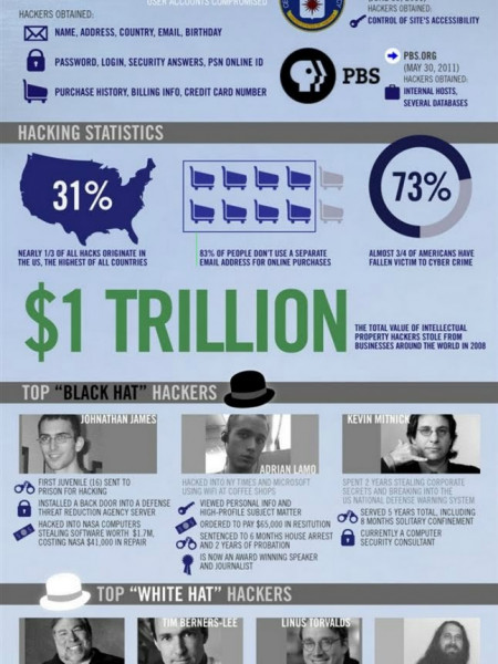 Hack Attack Infographic