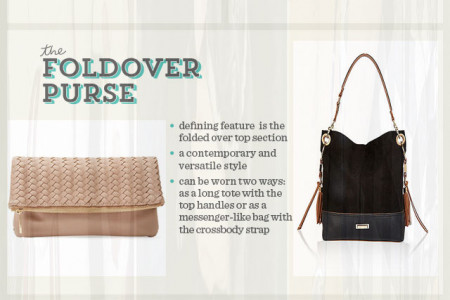 Handbag-A visual glossary of purses Infographic