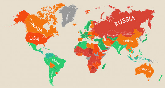 Happiness Index Around the World