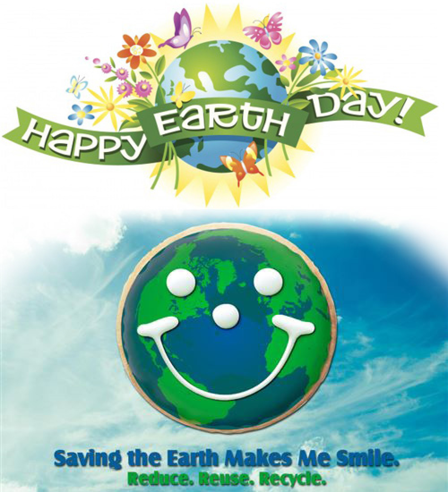 Happy Earth Day Infographic