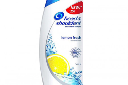 Head & Shoulders Shampoo Online at Best Price Infographic