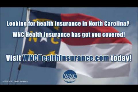 Health Insurance in NC Infographic