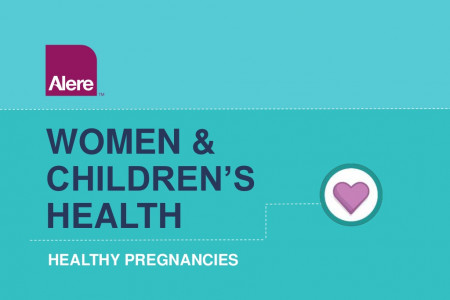 Healthy Pregnancies Infographic