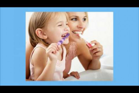 Helping Your Children Learn the Basics of Oral Health Infographic