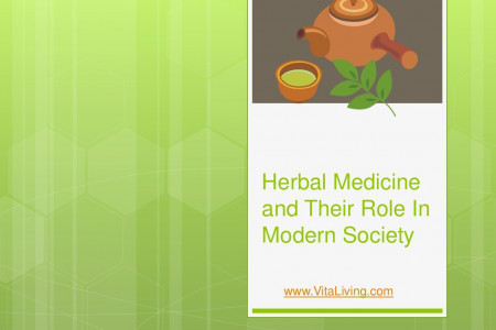 Herbal Medicine And Their Role In Modern Society Infographic