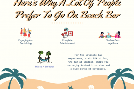 Here's Why A Lot Of People Prefer To Go On Beach Bars Infographic