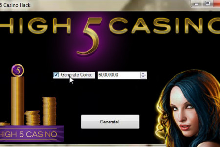 High 5 Casino Free Coins  Infographic