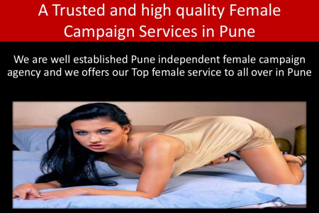 High Profile Female Campaign Services Pune- Swati Loomba Infographic