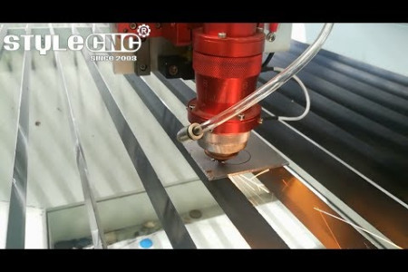 High speed 2mm iron 280w CO2 laser cutter system for sale Infographic