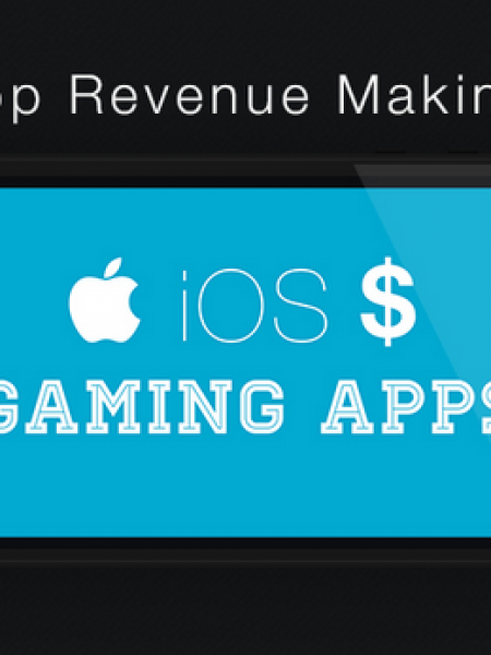 Highest Revenue Making ios Apps Infographic