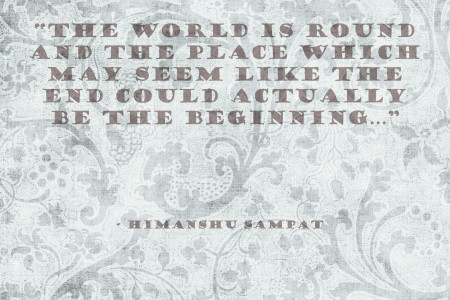 Himanshu Sampat Quote Infographic