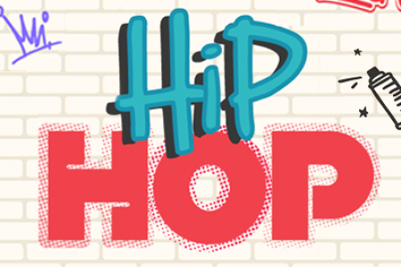 Hip Hop In Numbers ft. Grandmaster Flash Infographic