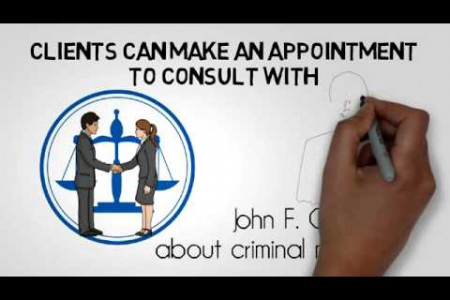 Hire a Dedicated Criminal Defense Attorney Infographic