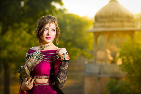 Hire Fashion Photographer in Jaipur Infographic