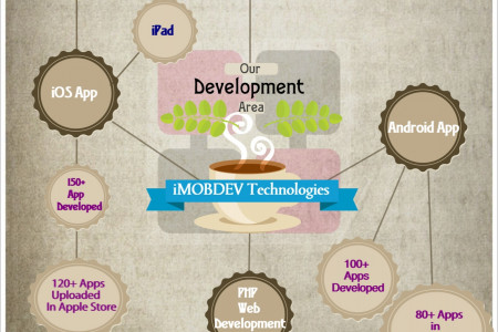 Hire iPhone App Developer From iMOBDEV Technologies Infographic