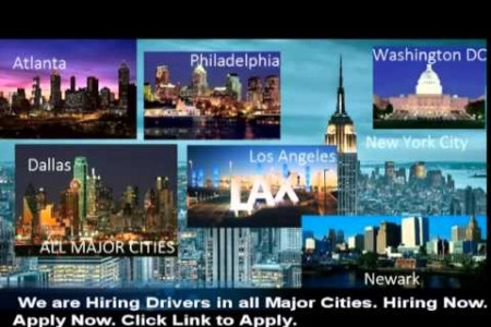 Hiring Drivers. Great Pay. up to $1,000.00...per Infographic