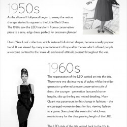 """the little black dress essay Though the """"little black swan,"""" popularized the look in the mid-1920s, specifically with her model t dress published in vogue in 1926, the history of the lbd is actually centuries old the ."""