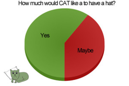 Ho much would CAT want a hat? Infographic
