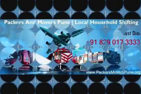 Hold Your Hands With Packers And Movers Of Pune During Your Move Infographic