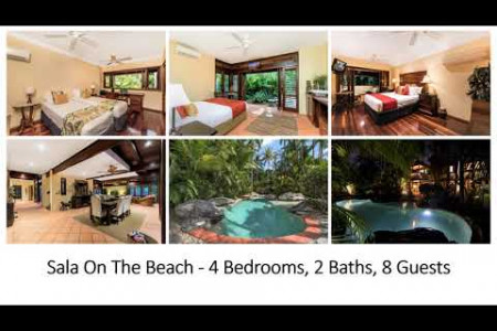 Holiday Accommodation in Port Douglas Queensland Infographic