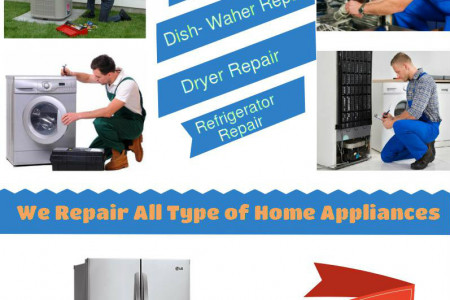 Home Appliance Repair Services In Mississauga Infographic