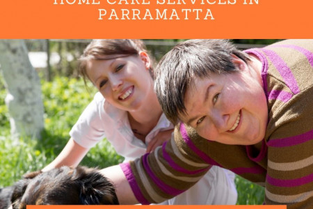 Home Care Services in Parramatta Available Through Guardians Care Infographic