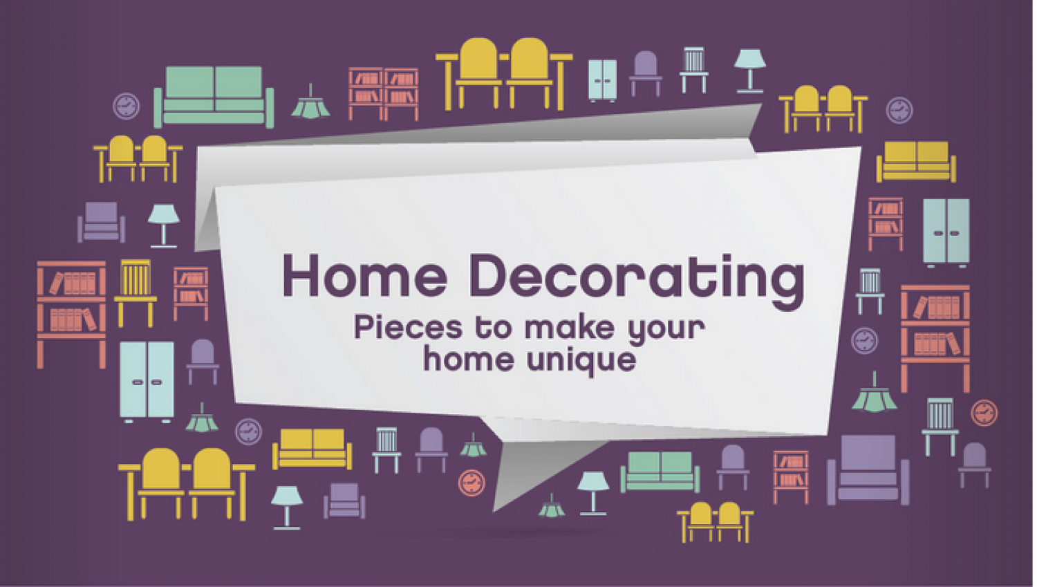 Home Decorating Infographic