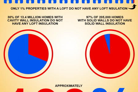 Home Insulation in the UK 2013 Infographic