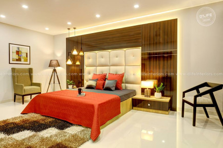 Home Interior Furnishing in Bangalore-D'LIFE Infographic