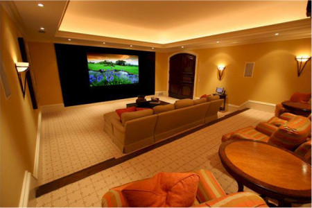 Home Theater Infographic