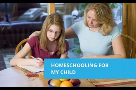 Homeschooling for my child Infographic