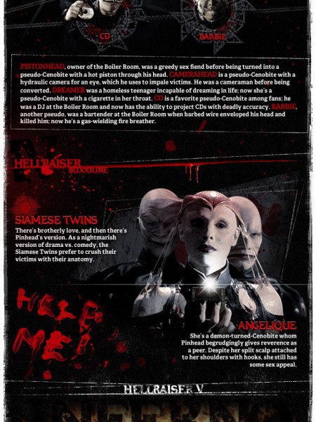Horror in Culture and Entertainment Infographic