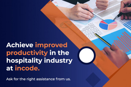 Hospitality Consulting Services - Incode Business Services Infographic