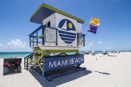 Hot Spot Miami's Property Prices On A High  Infographic