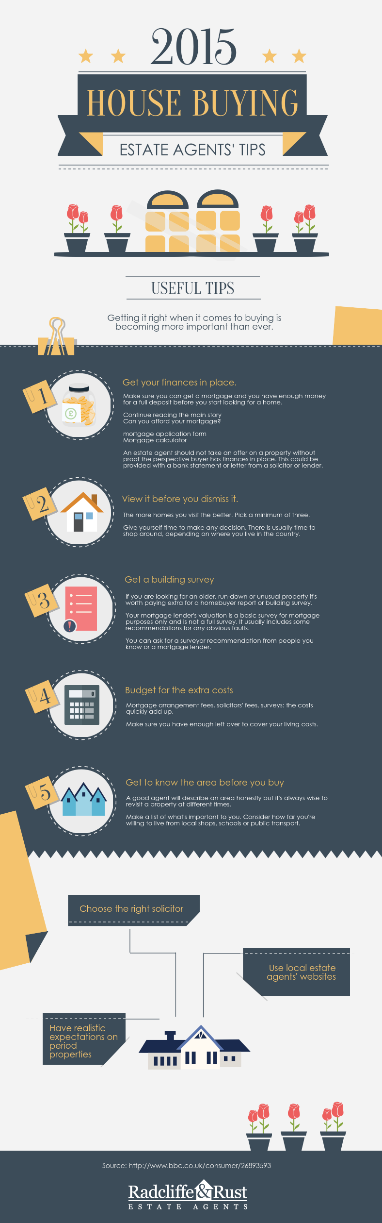 House Buying Tips 2015 Visual