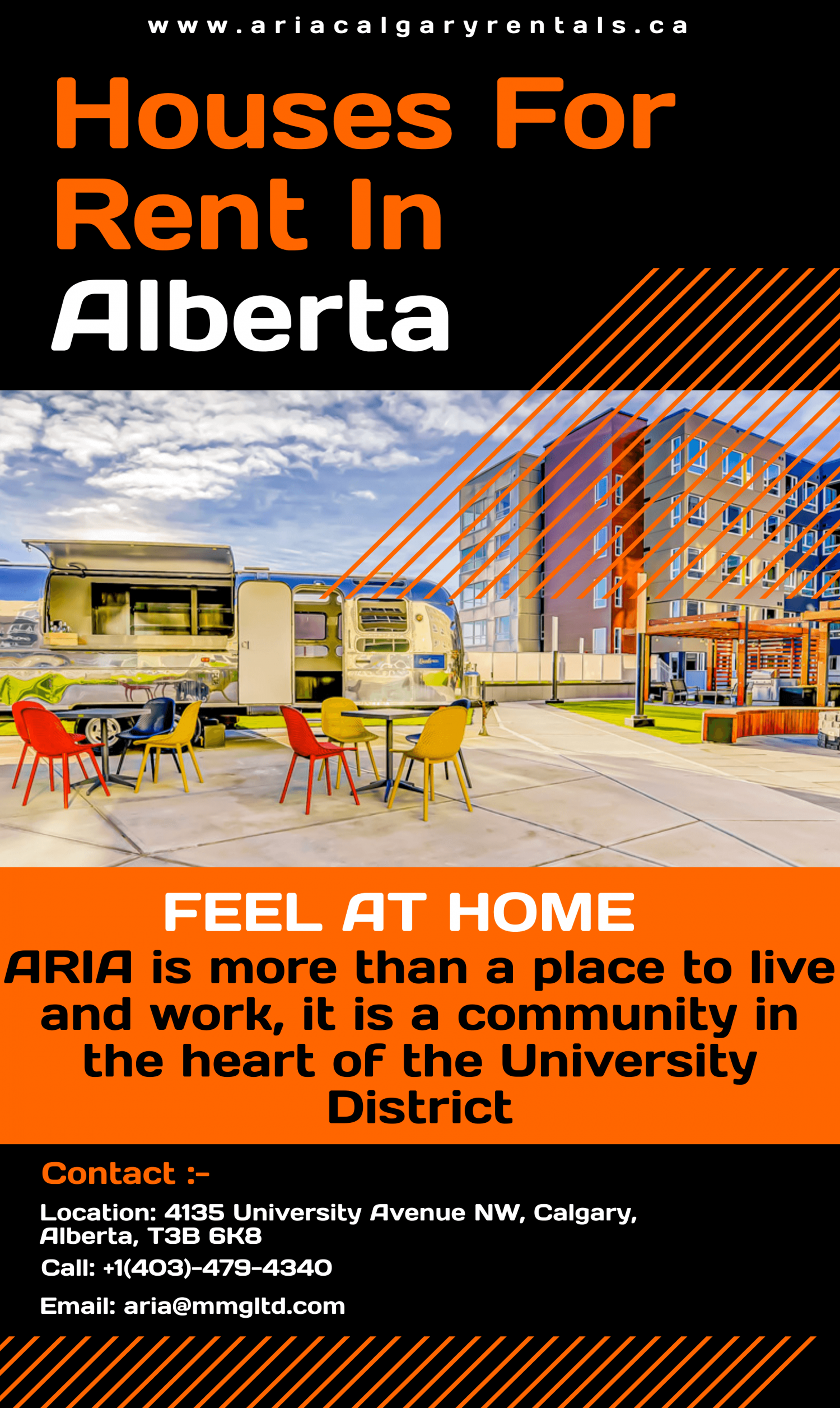 House For Rent In Alberta Infographic