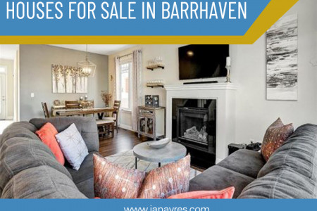 Houses for Sale in Barrhaven Infographic