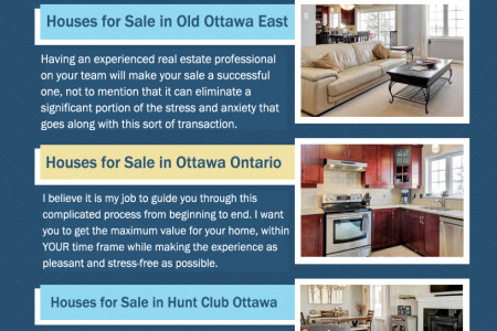 Houses for Sale in Old Ottawa East Infographic