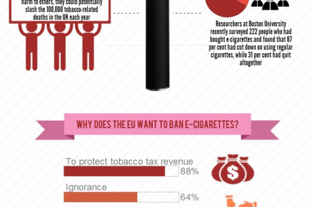 How a ban could affect up to 1 million people Infographic