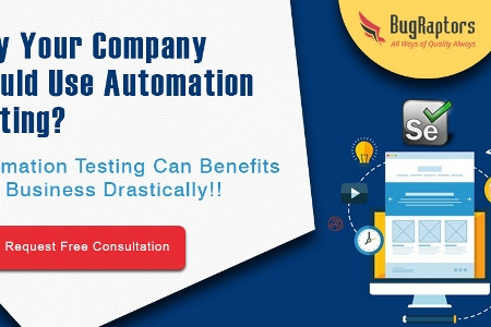 How Automation Testing Can Help Business Drastically Infographic