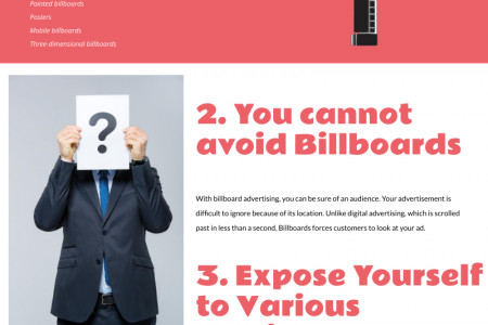 How can billboard advertising be used to drive sales? Infographic
