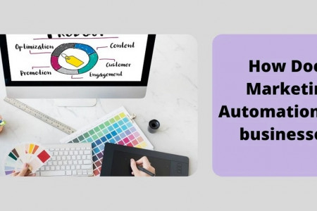How Can Help Marketing Automation In Business Infographic