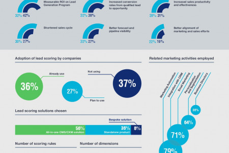 How Can Lead Scoring Help My Business? Infographic
