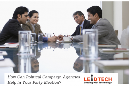 How Can Political Campaign Agencies Help in Your Party Election? Infographic
