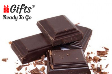 How Chocolate Improves Health and Wellbeing? Infographic