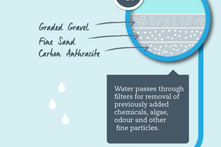How Cities Treat Your Water Infographic