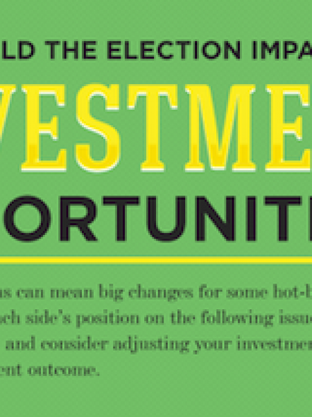 How Could This Election Impact Your Investment Opportunities? Infographic