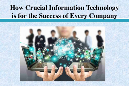 How Crucial Information Technology is for the Success of Every Company  Infographic
