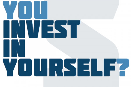 How Do You Invest in Yourself? Infographic