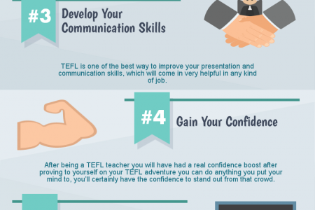 How Does TEFL Course Make you More Employable Infographic